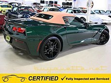 2014 Chevrolet Corvette Convertible for sale 100919373