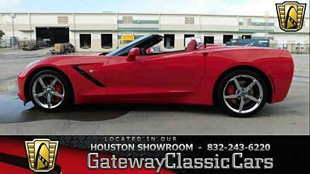 2014 Chevrolet Corvette Convertible for sale 100920808