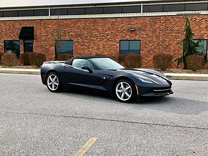 2014 Chevrolet Corvette Convertible for sale 100940436