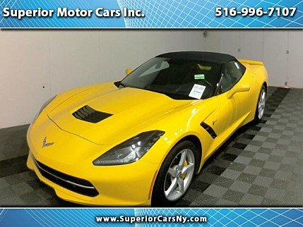 2014 Chevrolet Corvette Convertible for sale 100945158