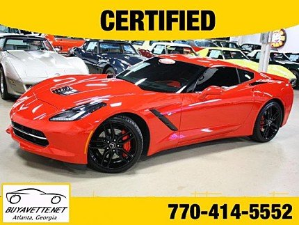 2014 Chevrolet Corvette Coupe for sale 100955002