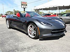 2014 Chevrolet Corvette Convertible for sale 100960934