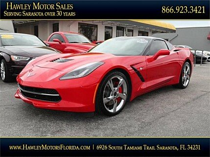 2014 Chevrolet Corvette Coupe for sale 100962283