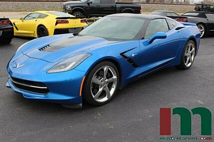 2014 Chevrolet Corvette Coupe for sale 100970022