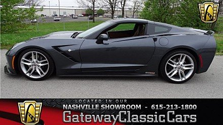 2014 Chevrolet Corvette Coupe for sale 100974238