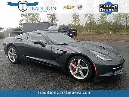 2014 Chevrolet Corvette Coupe for sale 100987166