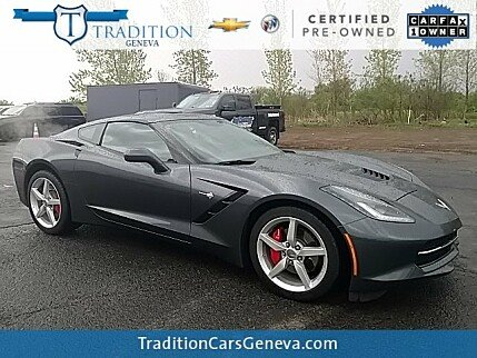 2014 Chevrolet Corvette Coupe for sale 100987166