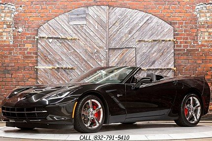 2014 Chevrolet Corvette Convertible for sale 101014538
