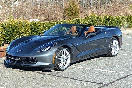 2014 Chevrolet Corvette Convertible for sale 101033659