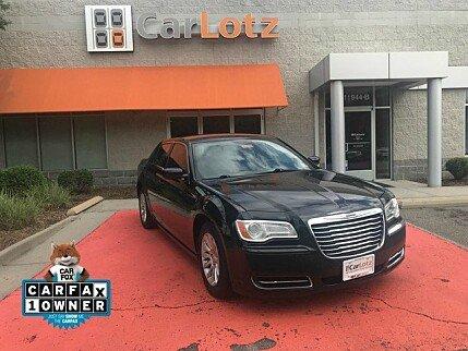 2014 Chrysler 300 for sale 100995939