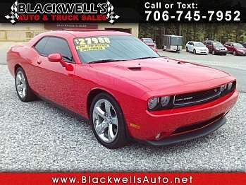2014 Dodge Challenger R/T for sale 100903966