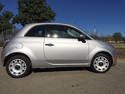 2014 FIAT 500 Pop Hatchback for sale 100738506
