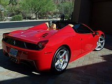 2014 Ferrari 458 Italia Spider for sale 100747662
