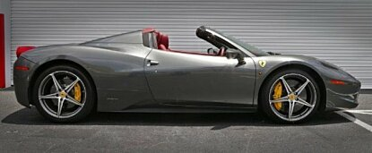 2014 Ferrari 458 Italia Spider for sale 100775110