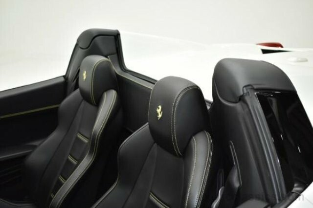 ferrari 2014 white. 2014 ferrari 458 italia spider for sale 100864085 white