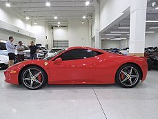 2014 Ferrari 458 Italia Coupe for sale 100905274