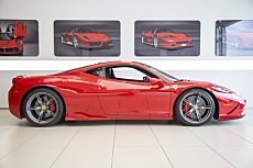 2014 Ferrari 458 Italia Speciale Coupe for sale 101002297