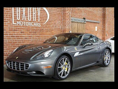 2014 Ferrari California for sale 100785505