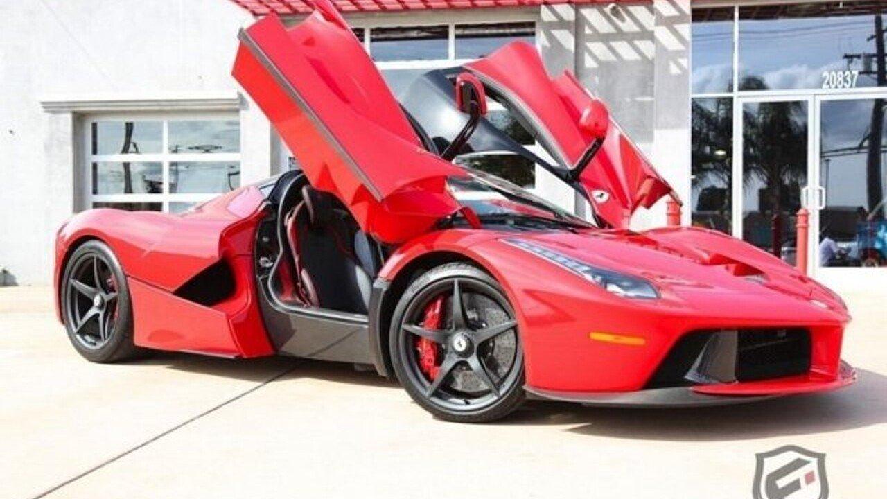 2014 Ferrari LaFerrari for sale 100753909