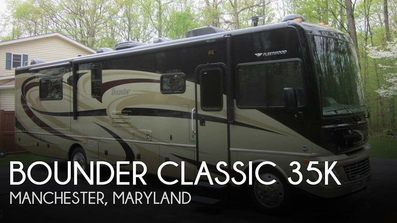 2014 Fleetwood Bounder for sale 300135002