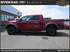 2014 Ford F150 4x4 Crew Cab SVT Raptor for sale 100780055