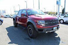 2014 Ford F150 4x4 Crew Cab SVT Raptor for sale 100795853