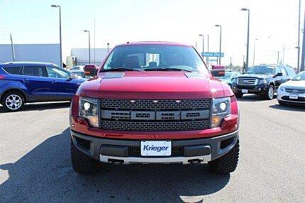 2014 Ford F150 4x4 Crew Cab SVT Raptor for sale 100795853