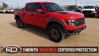 2014 Ford F150 4x4 Crew Cab SVT Raptor for sale 100846369