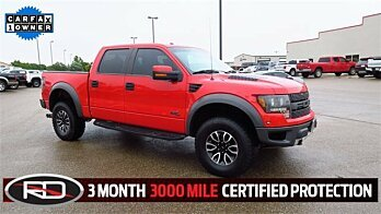 2014 Ford F150 4x4 Crew Cab SVT Raptor for sale 100856604