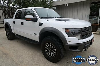 2014 Ford F150 4x4 Crew Cab SVT Raptor for sale 100870241