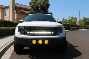 Ford F X Crew Cab Svt Raptor