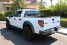 2014 Ford F150 4x4 Crew Cab SVT Raptor for sale 100785301