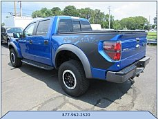 2014 Ford F150 4x4 Crew Cab SVT Raptor for sale 100887393