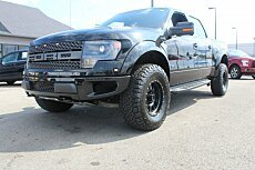 2014 Ford F150 4x4 Crew Cab SVT Raptor for sale 100900230