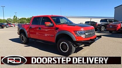 2014 Ford F150 4x4 Crew Cab SVT Raptor for sale 100916427