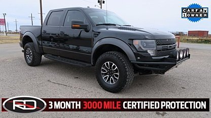 2014 Ford F150 4x4 Crew Cab SVT Raptor for sale 100928575