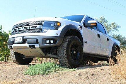 2014 Ford F150 4x4 Crew Cab SVT Raptor for sale 100945149