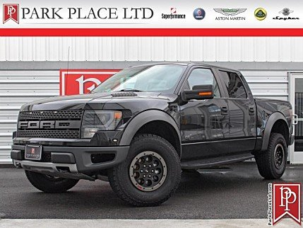 2014 Ford F150 4x4 Crew Cab SVT Raptor for sale 100946180