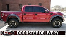 2014 Ford F150 4x4 Crew Cab SVT Raptor for sale 100962390