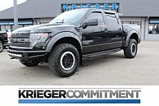 2014 Ford F150 4x4 Crew Cab SVT Raptor for sale 100966155