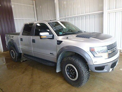 2014 Ford F150 4x4 Crew Cab SVT Raptor for sale 100973123