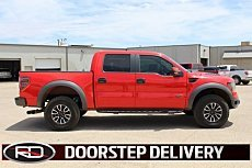 2014 Ford F150 4x4 Crew Cab SVT Raptor for sale 100982297