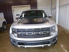 2014 Ford F150 4x4 Crew Cab SVT Raptor for sale 100982751