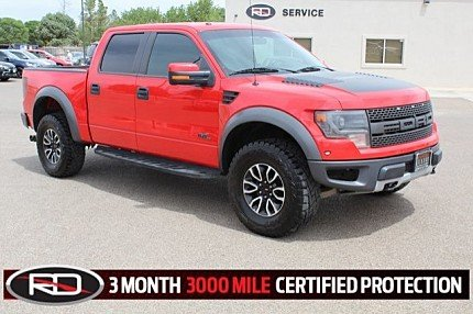 2014 Ford F150 4x4 Crew Cab SVT Raptor for sale 100985493