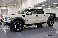 2014 Ford F150 4x4 Crew Cab SVT Raptor for sale 101054688