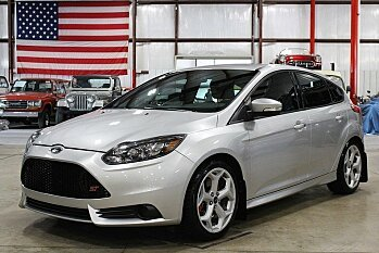 2014 Ford Focus ST Hatchback for sale 100981747