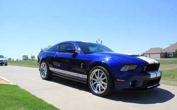 2014 Ford Mustang Shelby GT500 Coupe for sale 100768683