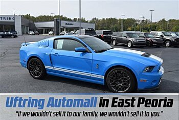 2014 Ford Mustang Shelby GT500 Coupe for sale 100990195