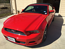 2014 Ford Mustang Convertible for sale 100741147