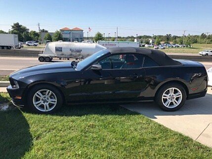 2014 Ford Mustang Convertible for sale 100895375